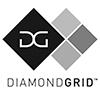 AP Diamond Grid Logo