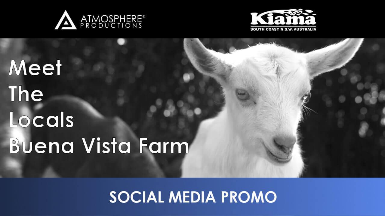 Destination Kiama – Meet The Locals – Buena Vista Farm
